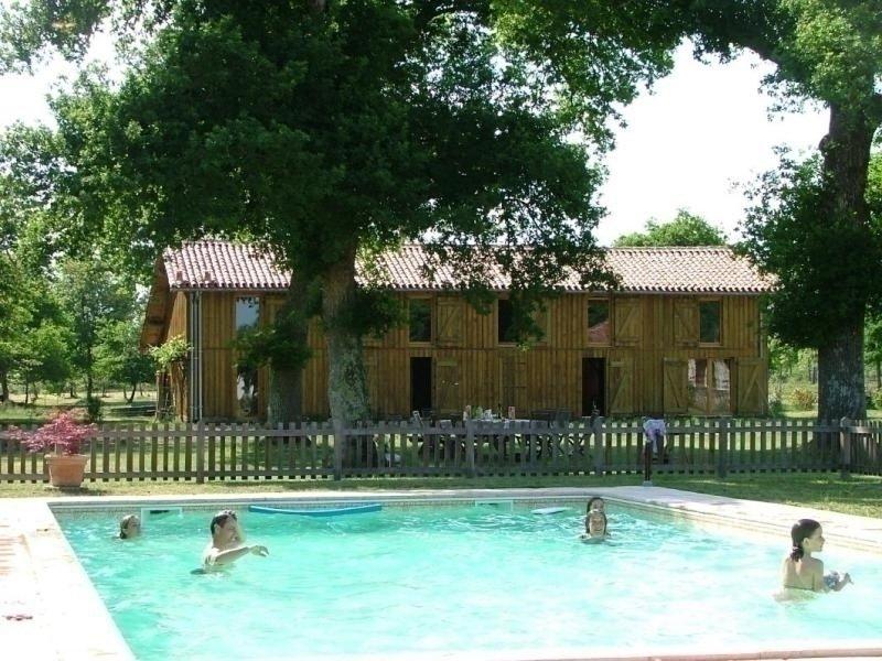 Vieux chêne, holiday rental in Garein