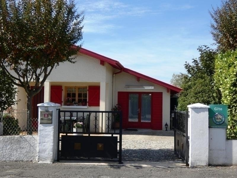 Jancélou, holiday rental in Orthevielle