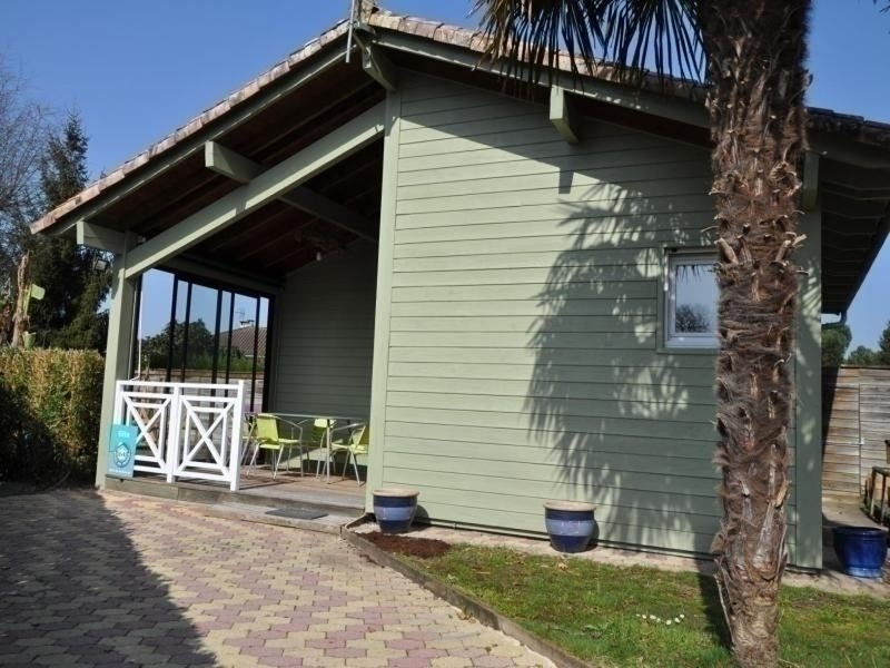 Chalet Simone, holiday rental in Saint-Geours-de-Maremne