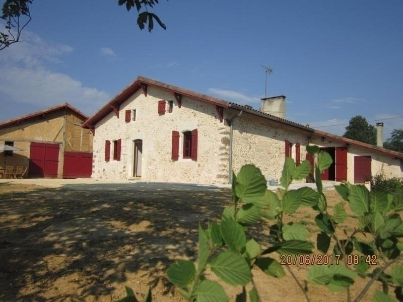 Guibardéou, vacation rental in Poudenx