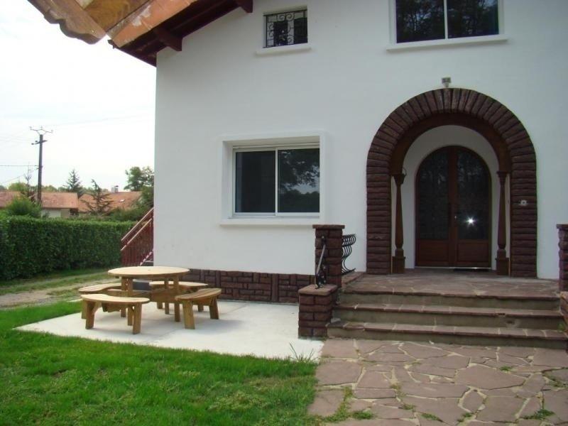 Gorria Etxea, location de vacances à Hinx