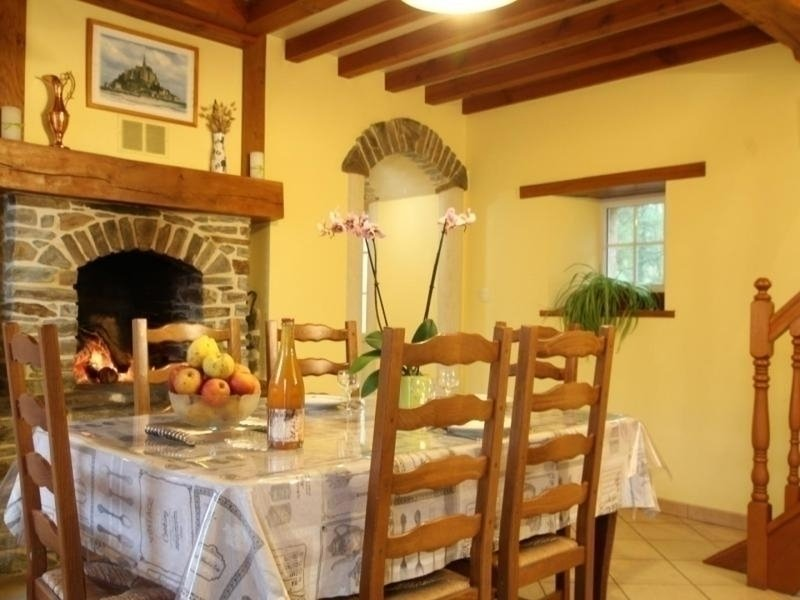 Le Bois Vacheul, vacation rental in Cerisy-la-Foret