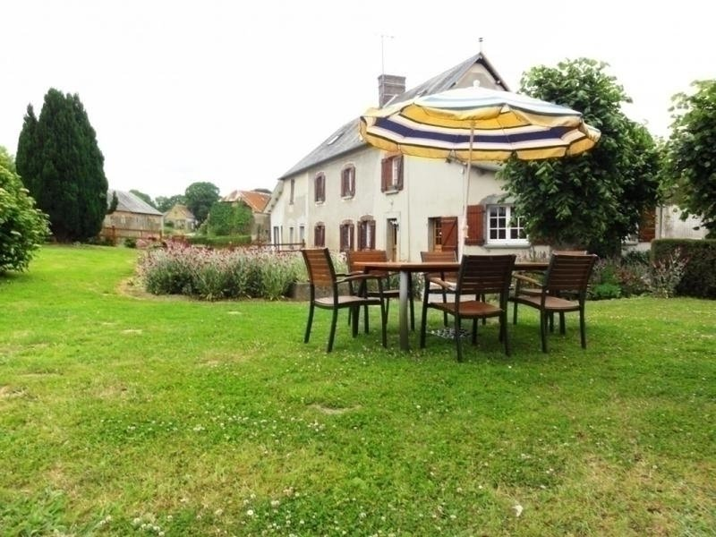 QUIBOU - 7 pers, 135 m2, 4/3, holiday rental in Cerisy-la-Salle
