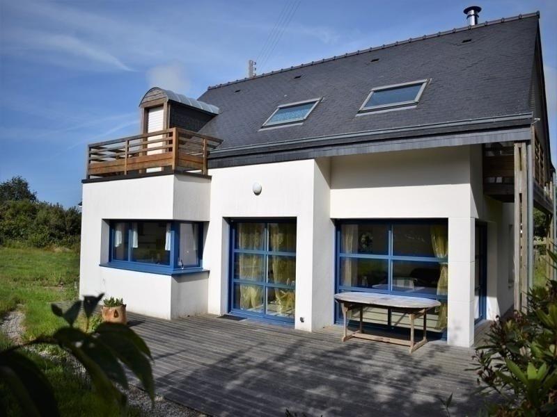 Villa 3 étoiles dans superbe environnement campagne à 2 km de la mer à, vacation rental in Pleumeur Bodou