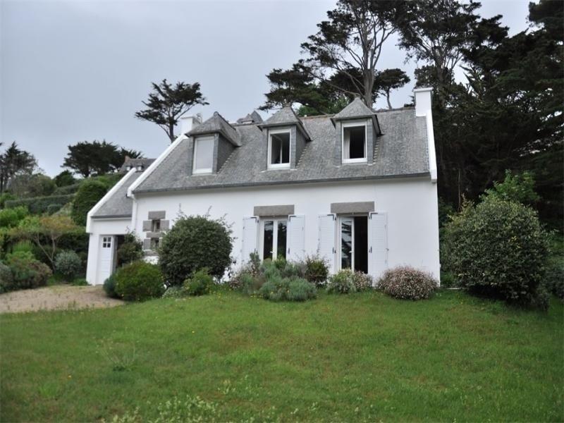 Maison à 150m de la plage de Tresmeur et de l'école de voile à TREBEURDEN, aluguéis de temporada em Trebeurden