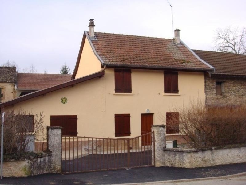 Gite de Chatelans, holiday rental in Hieres-sur-Amby