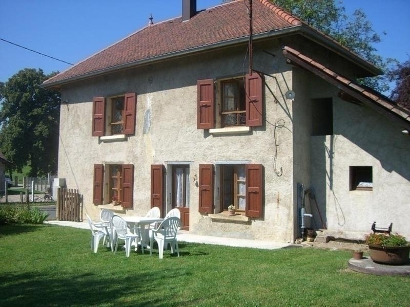 Les Framboises, holiday rental in Chirens