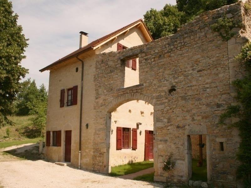 Beauvillard, holiday rental in Hieres-sur-Amby