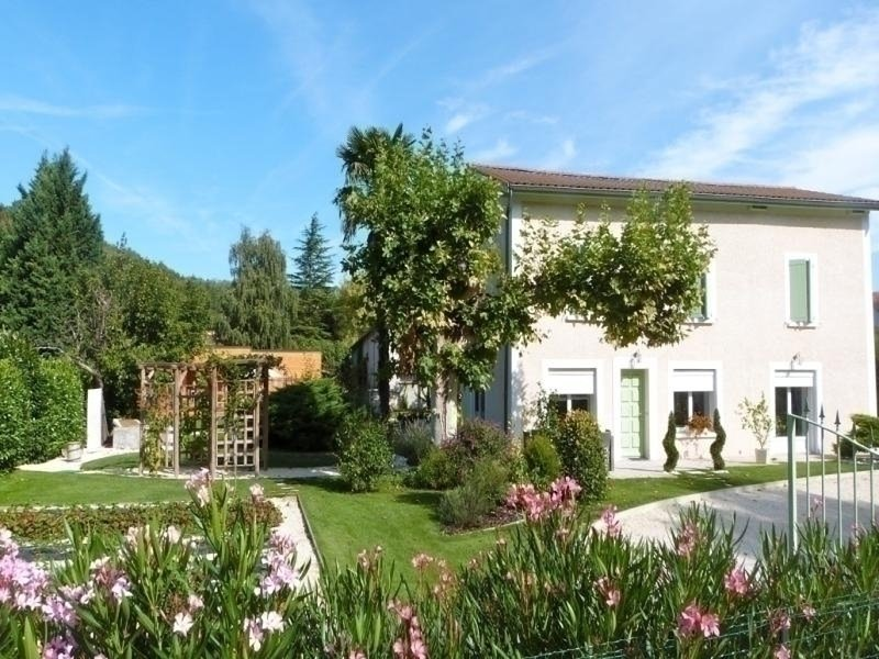 La Fraiseraie, holiday rental in Chateauneuf-de-Galaure
