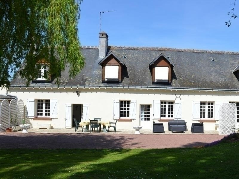 Le Carroi de Villeprée, holiday rental in Veigne