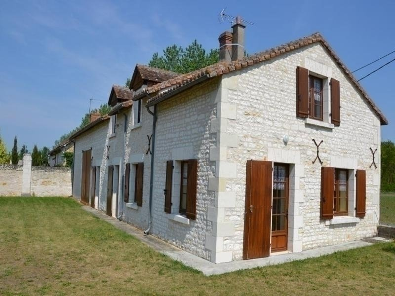 Le Château Vert, holiday rental in Chaveignes