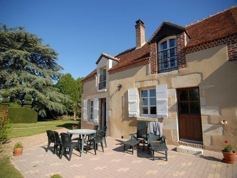 Gîte de la Touche, holiday rental in Saint-Nicolas-des-Motets