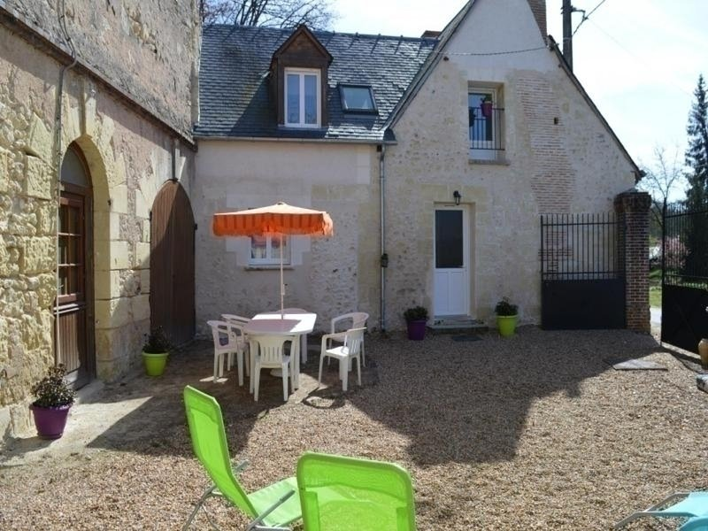 Vaubrault, vacation rental in Nazelles-Negron