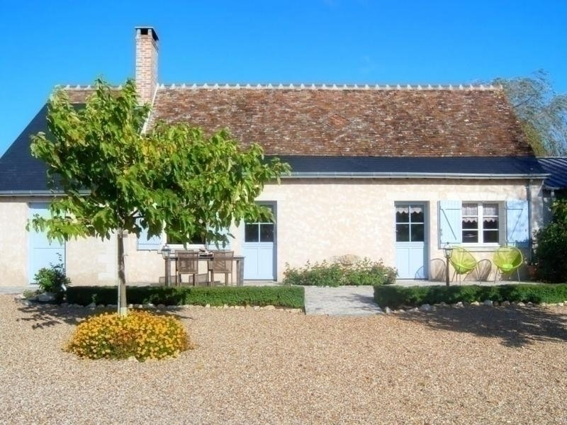 Le Petit Nid de Valentin, vacation rental in Rille