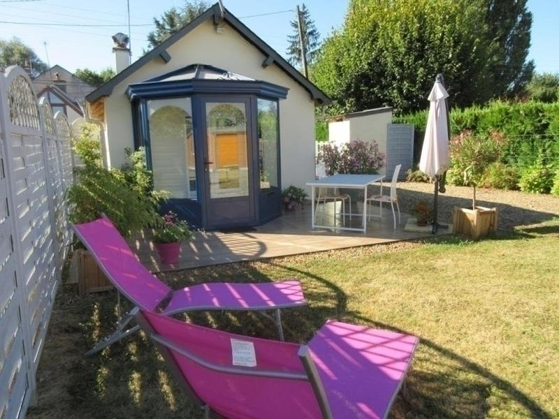 La Hidaine, vacation rental in Nazelles-Negron