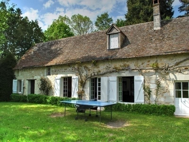 Le Moulin Raimboeuf, vacation rental in Rille