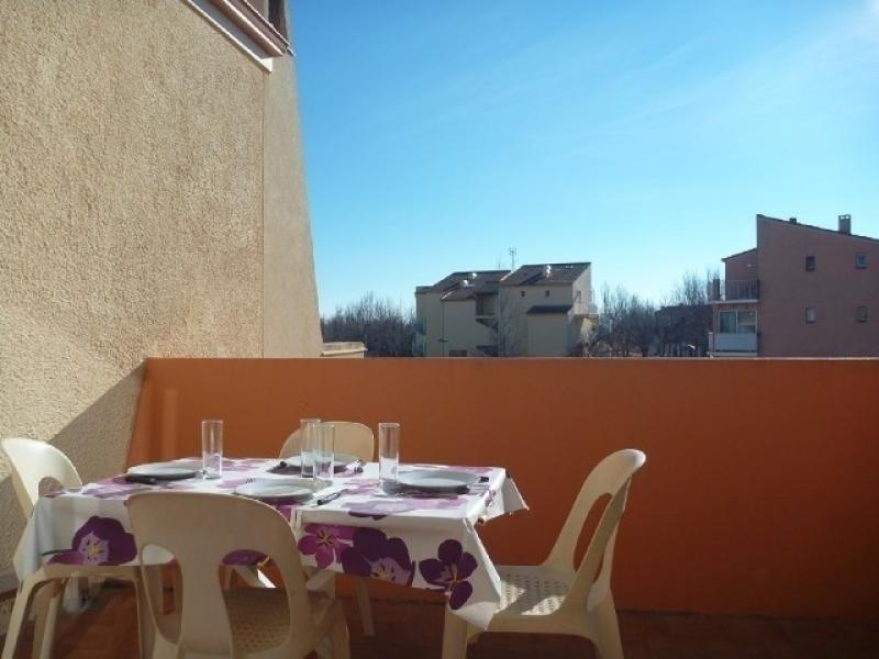 A 2 pas de la mer, appartement de vacances pour 6 personnes, holiday rental in Marseillan Plage
