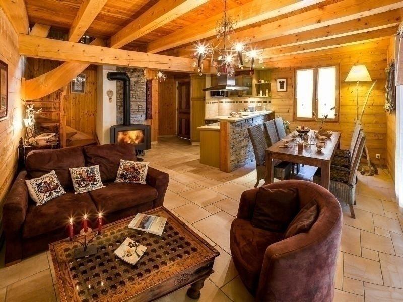 Chalets 7/8 pl 8 couchages ST MICHEL DE CHAILLOL, aluguéis de temporada em La Motte-en-Champsaur