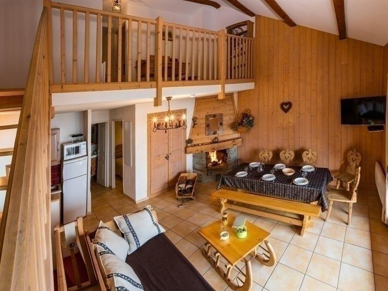 Appartement 8/9p 8 couchages ST MICHEL DE CHAILLOL, casa vacanza a Saint-Michel-de-Chaillol