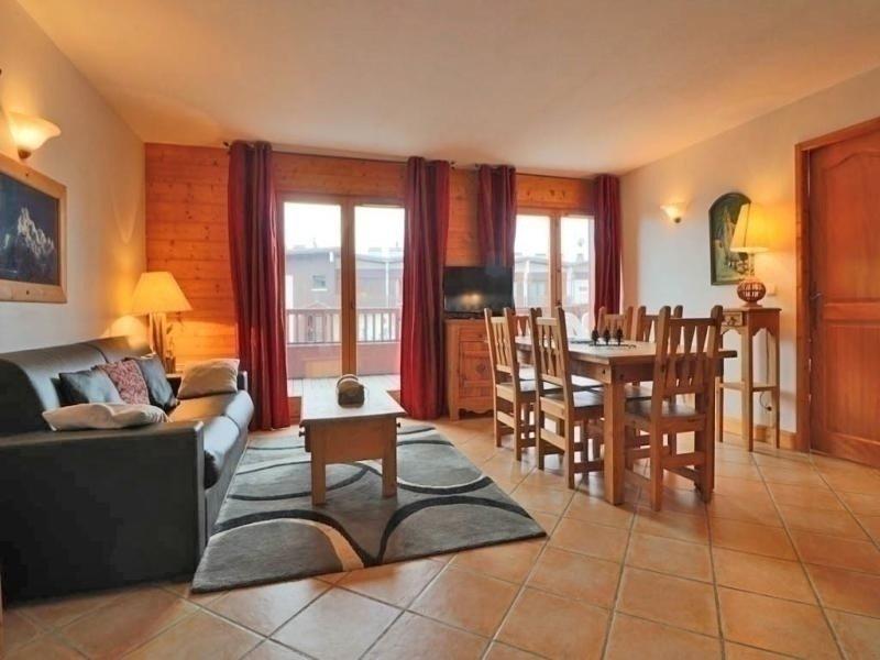Moderne 3 pièces avec terrasse exposée Sud, alquiler de vacaciones en La Rosiere