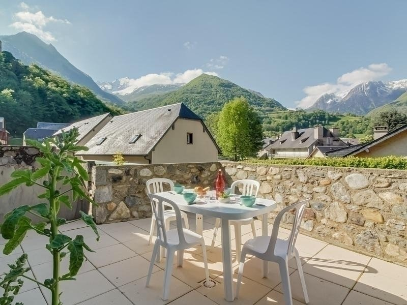 APPARTEMENT 3 PIECES DUPLEX 6 PERSONNES,TERRASSE,CALME, holiday rental in Esquieze-Sere