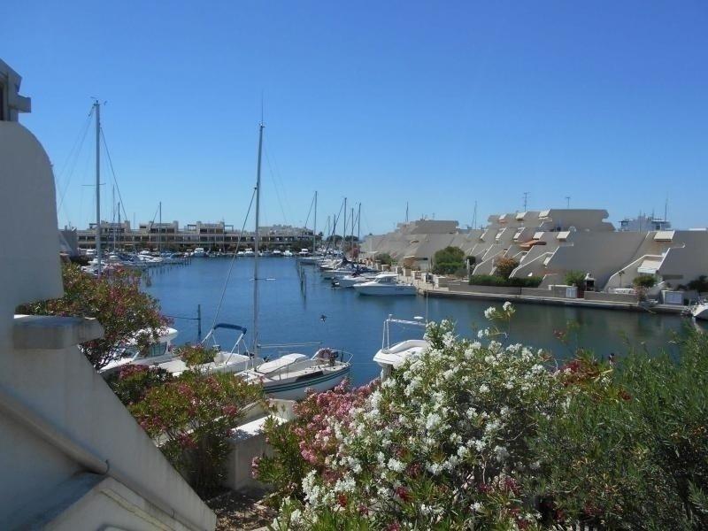 Belle marina vue port avec 2 chambres, location de vacances à Port Camargue