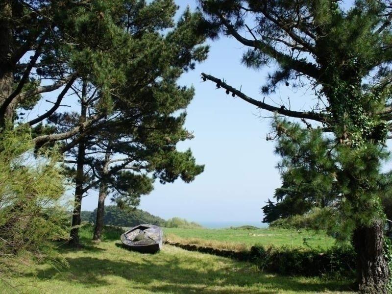 Propriété de 4 chambres (2 maisons) (BS04) avec jardin dans un hameau proche de, vacation rental in Locmaria