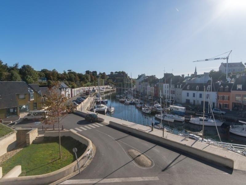 Bel appartement avec vue sur le port, location de vacances à Le Palais