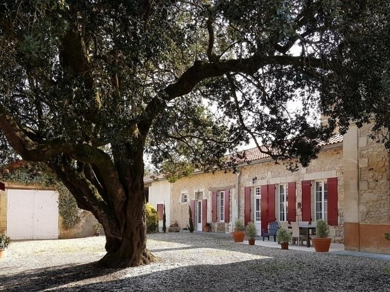 Le Métayer, holiday rental in Illats