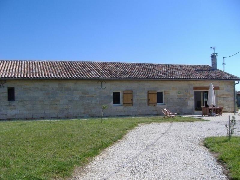GITE DE GUERIN, vacation rental in Saint-Martin-du-Bois