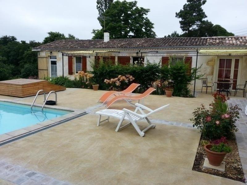 GITE DE MONTVAL, vacation rental in Beautiran