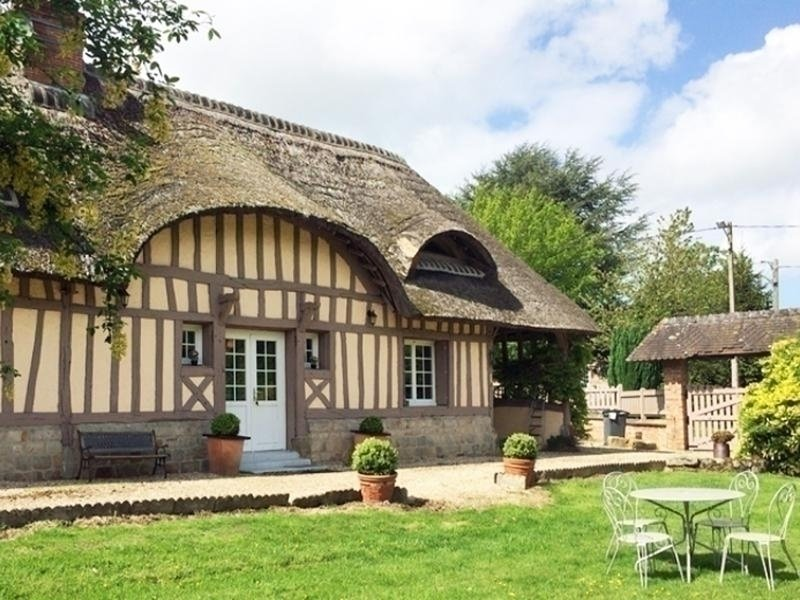 La Chaumière, holiday rental in Quiberville