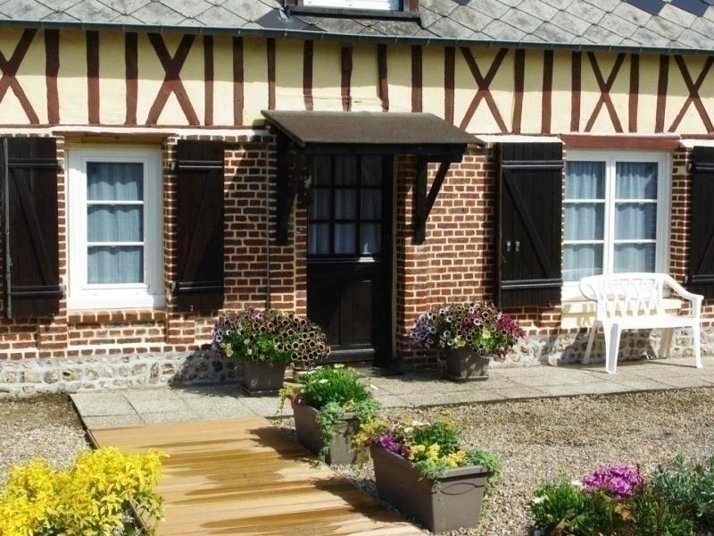 Location Gîte Bertreville, 4 pièces, 6 personnes, vacation rental in Sassetot-le-Mauconduit