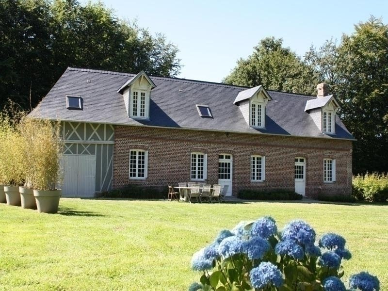 Le Relais du château, holiday rental in Butot-Venesville