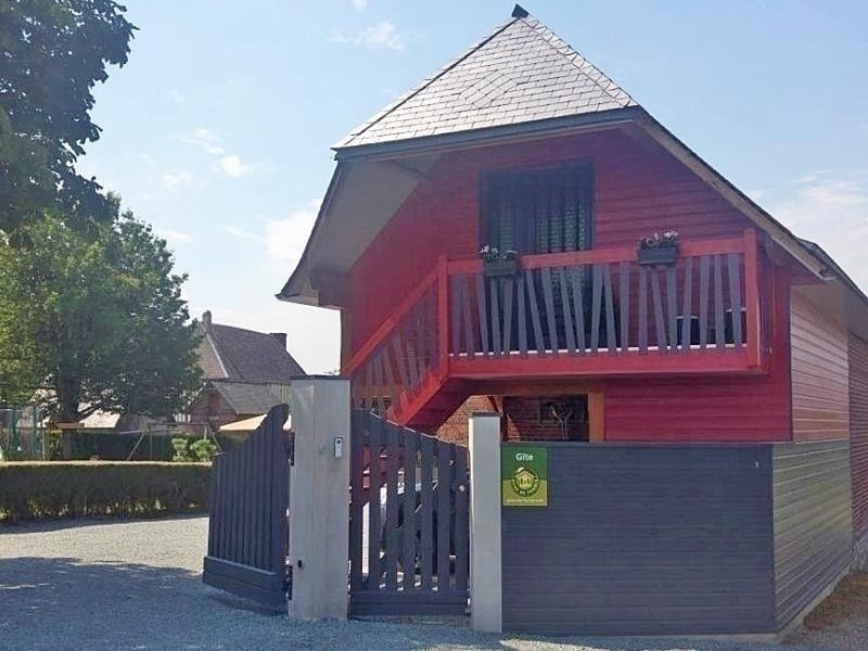 La P'tite Pause Normande, holiday rental in Caudebec-en-Caux