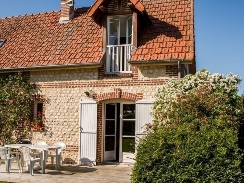 Le Fief Noble 1, holiday rental in Jumieges