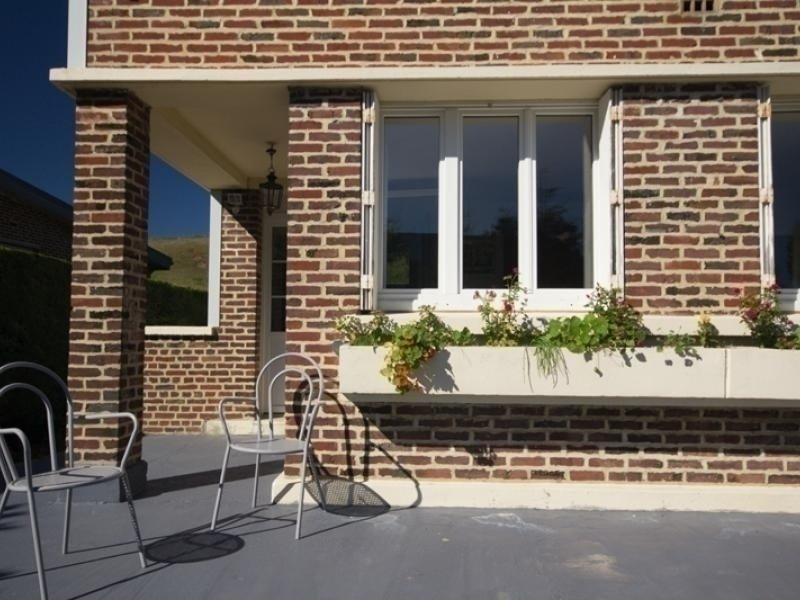 Les Hortensias, holiday rental in Le Bourg-Dun