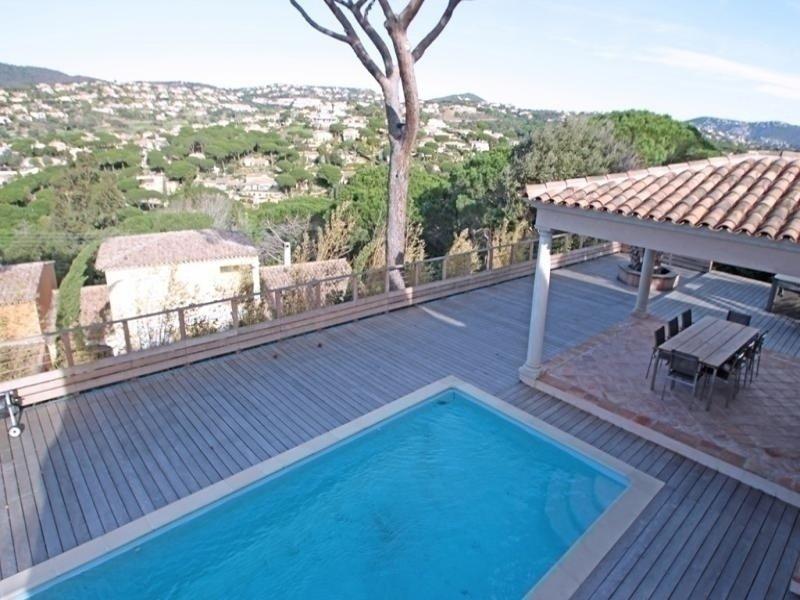 Villa T5 - 8 personnes - Piscine privée - Jacuzzi - Climatisation - WiFi, location de vacances à Sainte-Maxime