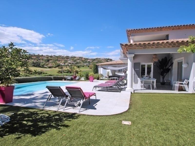 Villa T6 - 12 personnes - Piscine privée - Climatisation - WiFi - Vue sur le, location de vacances à Sainte-Maxime