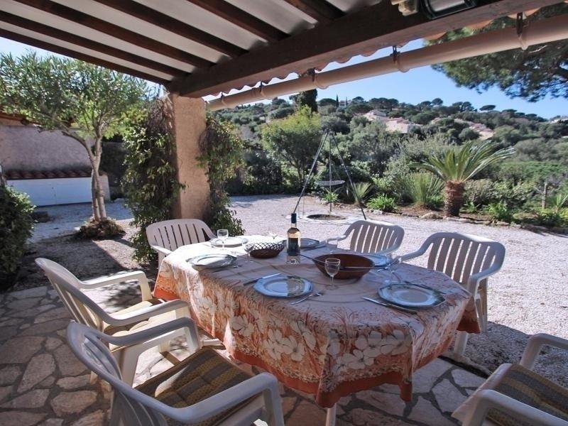Maison 4 personnes - Piscine résidence - Climatisation - Wifi - Sainte Maxime, location de vacances à Sainte-Maxime