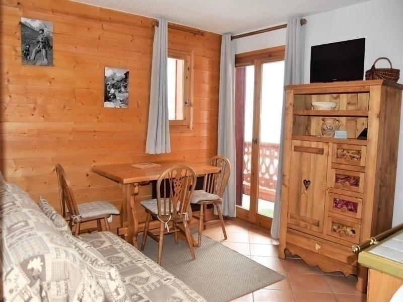Style montagne avec agréable balcon, holiday rental in Pralognan-la-Vanoise