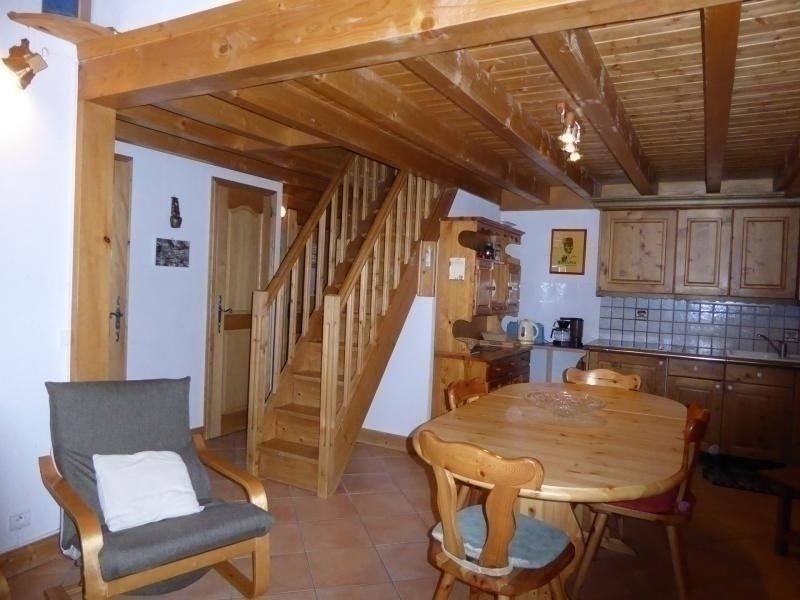 Duplex - Idéal grande famille !, alquiler de vacaciones en Pralognan-la-Vanoise