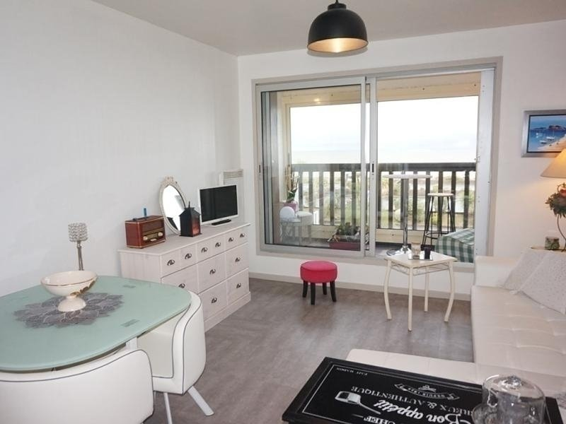 En front de mer, appartement 2/4 personnes, casa vacanza a Merville-Franceville-Plage