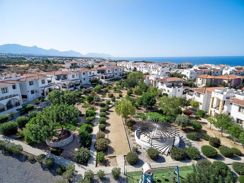 Sea Magic B4-28 - Two bedroom penthouse, holiday rental in Agios Amvrosios