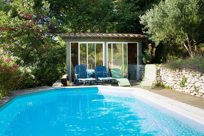 Villa Jasmine, holiday rental in Boisseron