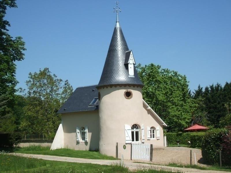 Le Pavillon, alquiler vacacional en Chapeau