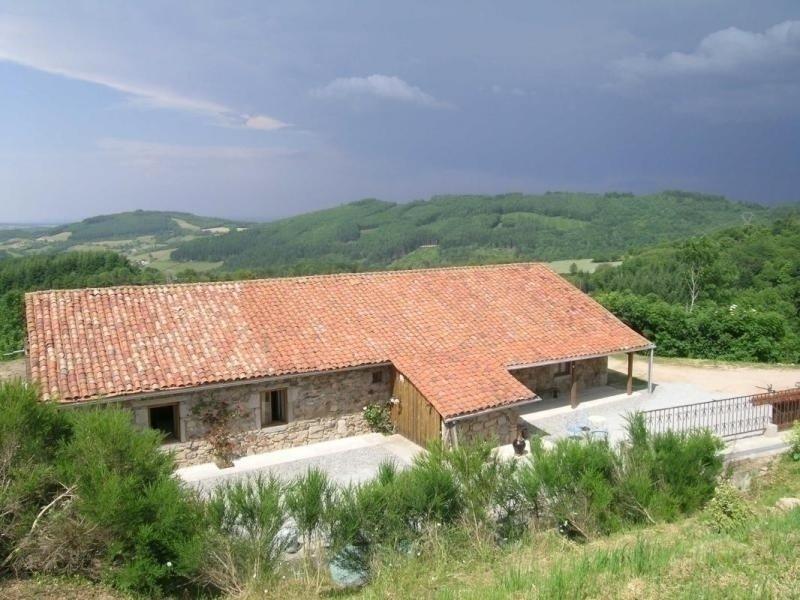 La Croix du  Verger, holiday rental in Le Mayet-de-Montagne