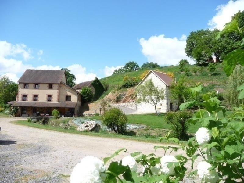 Le Moulin Berthon, holiday rental in Lapeyrouse