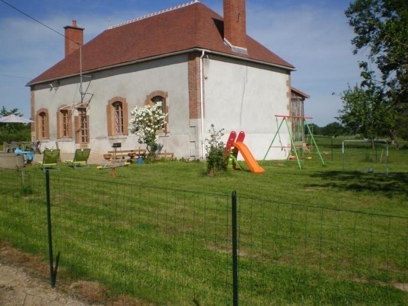 La Maison de famille, casa vacanza a Saint-Sornin