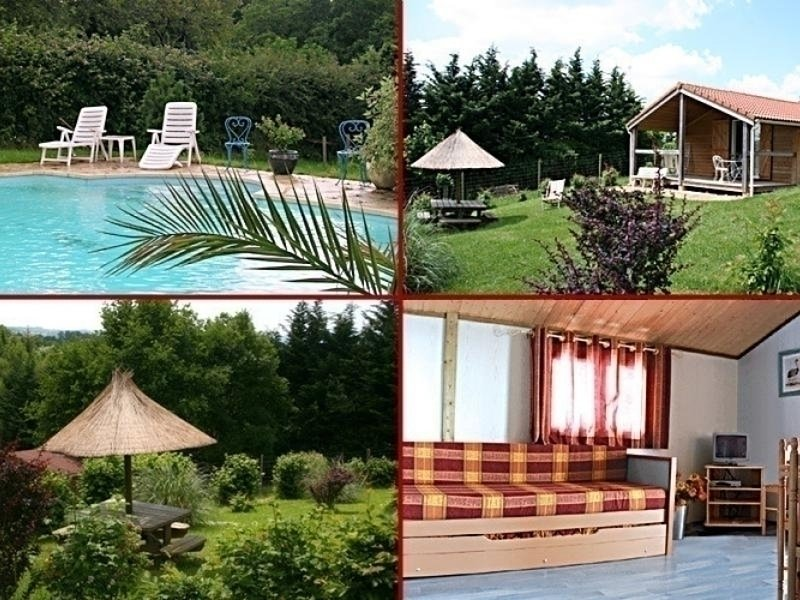 Chalets Les Estivales, holiday rental in Buxieres-sous-Montaigut